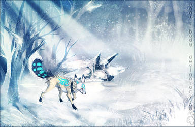 T: Spirit away by Snow-Body