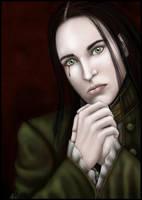 Emerald Eyes aka Vampire Louis by fantine