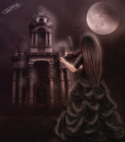 Requiem for a Lost Soul by LadyPingu