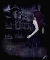 Haunted House by LadyPingu