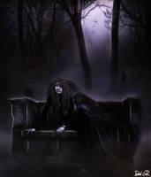 Princess of Darkness by LadyPingu