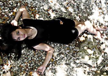 Little black dress by rossiposse