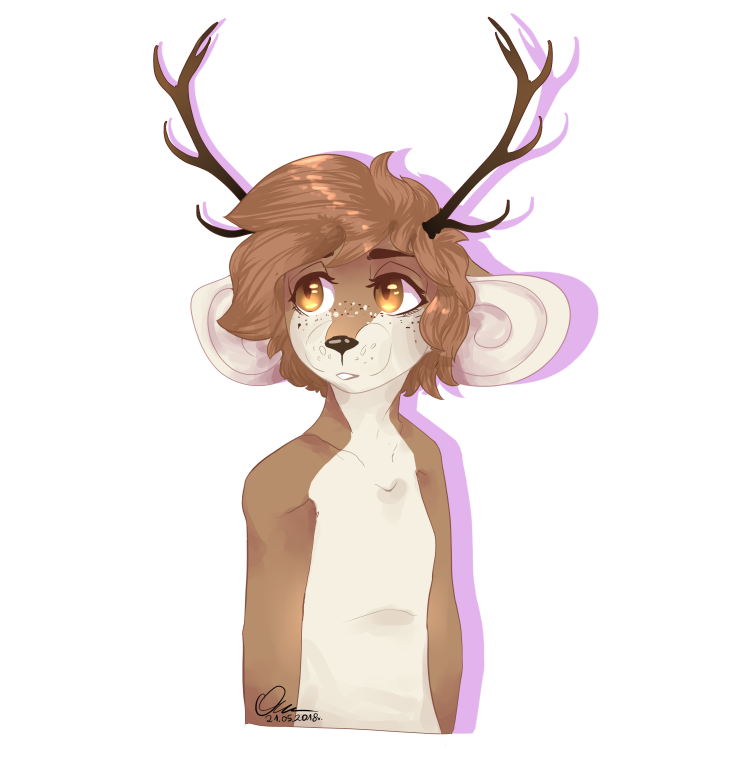 Deer Mouse by Chizuruii