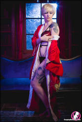Sinful Snare by CosplayDeviants