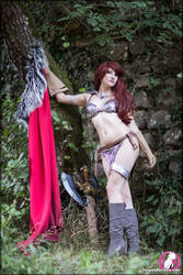 Blood Red by CosplayDeviants