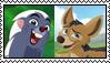 Bunga x Dogo Stamp by ameth18
