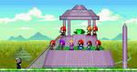 Guardians In Master Emerald Altar by ameth18