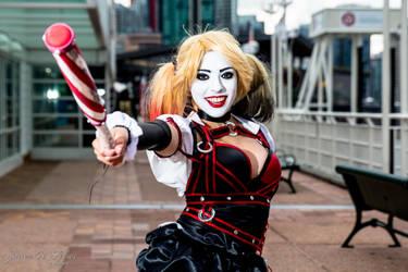 Harley Quinn [Lilly Stella Cosplay] by Detrust