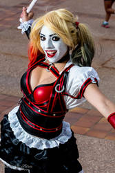Harley Quinn [Lilly Stella Cosplay] by Detrust