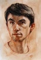 Self Portrait 2010 by Wildweasel339