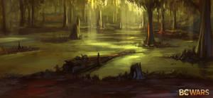 Swamp by Wildweasel339