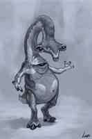 Creature by Wildweasel339