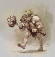 Goblin Ogre by Wildweasel339