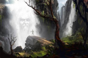 Summoning the River Spirit by Wildweasel339