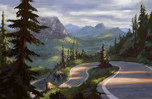 Around the Bend by Wildweasel339