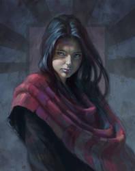 Girl in Color by Wildweasel339