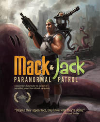 Mack and Jack by Wildweasel339