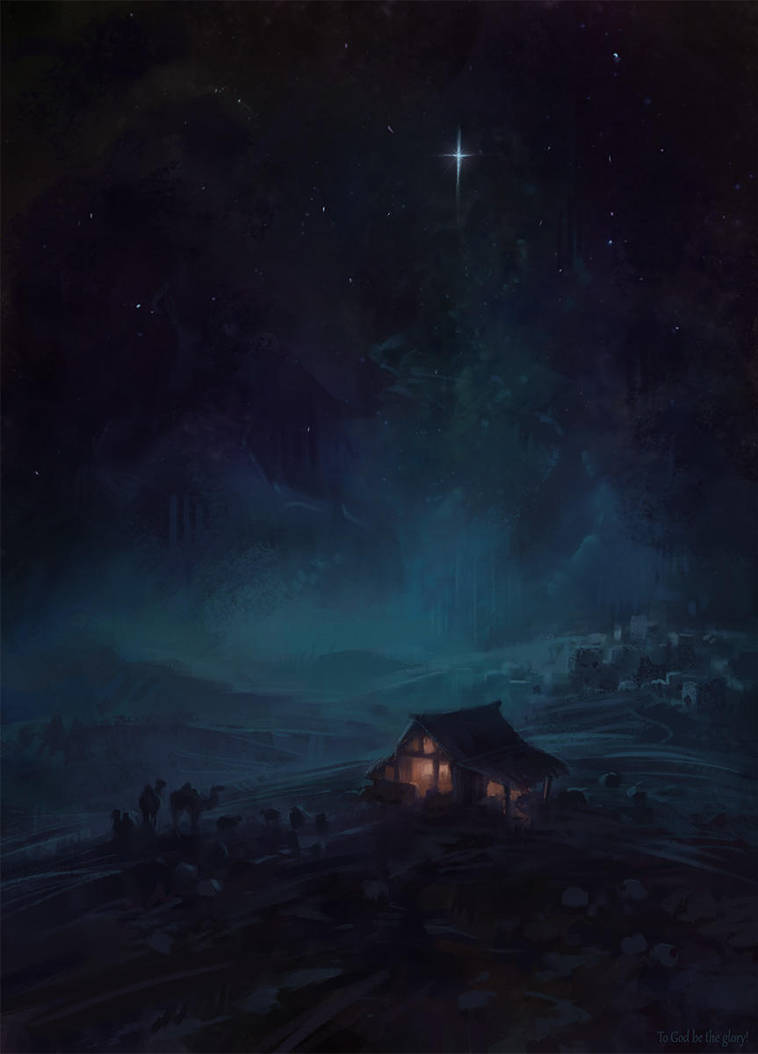 Silent Night by Wildweasel339