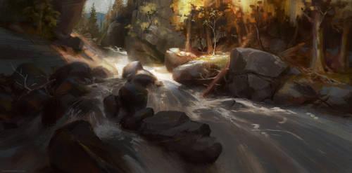 River by Wildweasel339