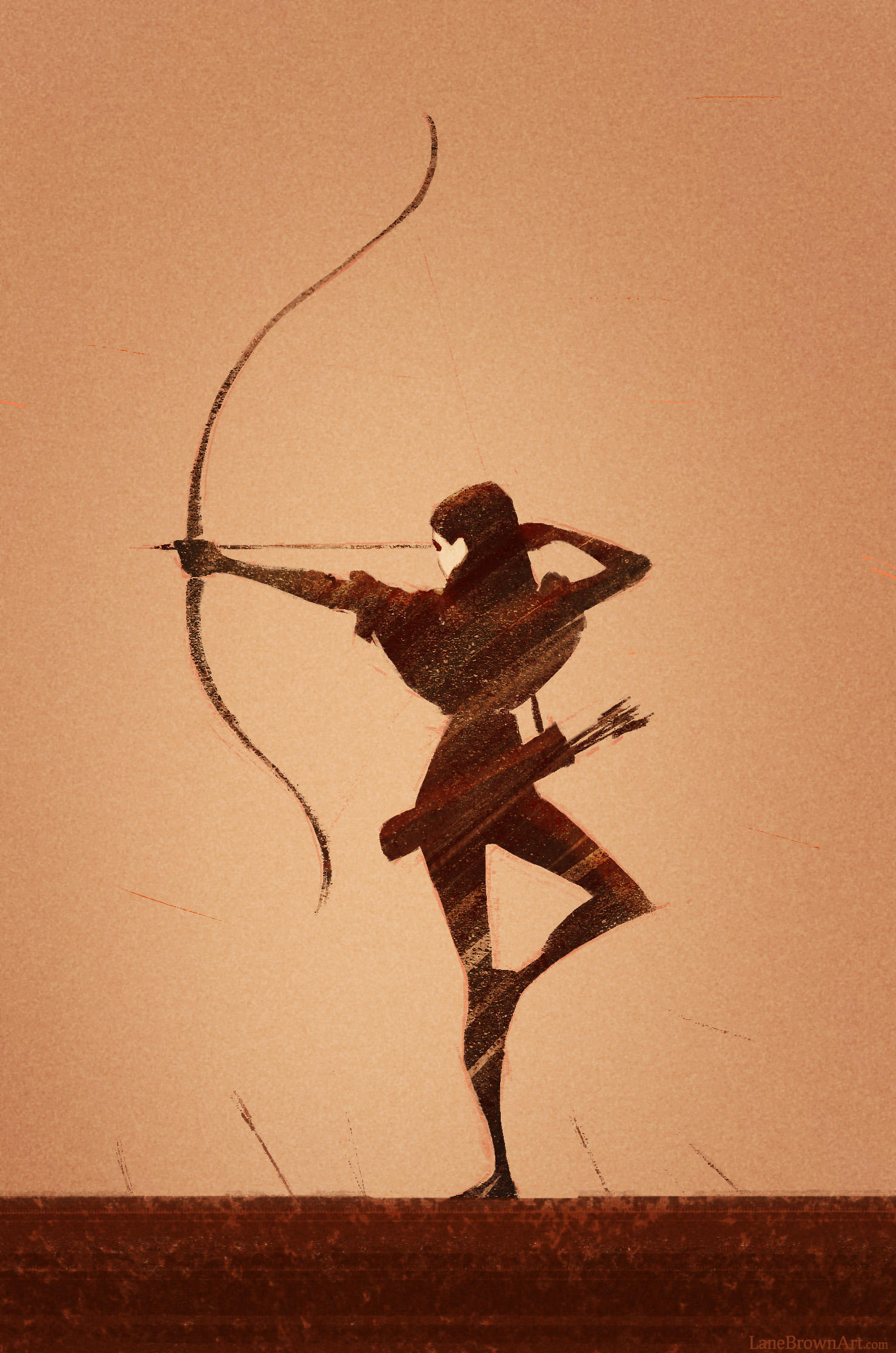 Archer by Wildweasel339