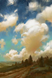 Cloudscape by Wildweasel339