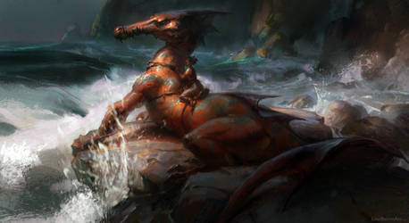 Rising Tide by Wildweasel339