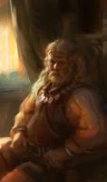 King by Wildweasel339
