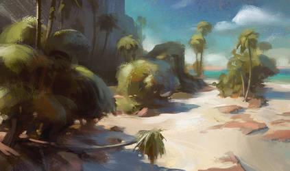 Shore by Wildweasel339