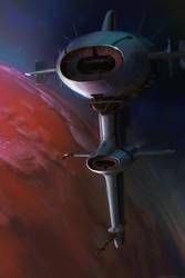 Orbiter by Wildweasel339