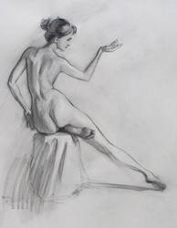 Figure Drawing R by Wildweasel339