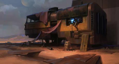 Rusty Lug - Star Wars by Wildweasel339