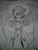 Morgana LoL by BlazsVector