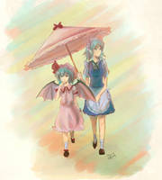 Stroll by Mizutori