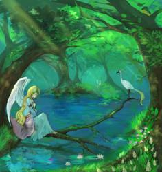 Forest by Mizutori