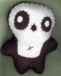 BoneHead Voodoo by verukadolls