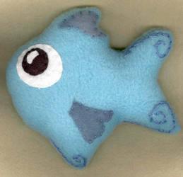 Blue Fish by verukadolls