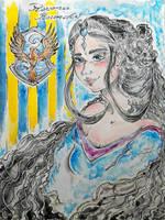 Rowena Ravenclaw by NattymonNoir
