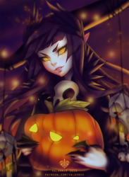 Happy Halloween! by Valkymie