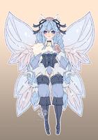 [CLOSED] Snow Fairy Adopt by Valkymie