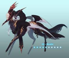[CLOSED |HB:$35] CS Reinaphim Auction #1 - Mystic by Valkymie