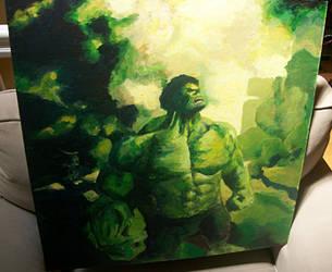Hulk by mattgp