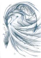 Phoenix Sketch by Anarki3000