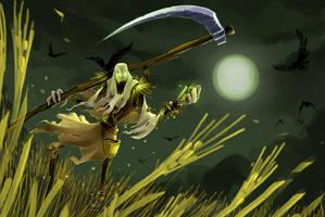 League of Legends Fiddlesticks by Anarki3000