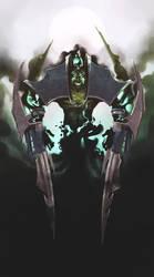 League Of Legends - Nocturne by Anarki3000