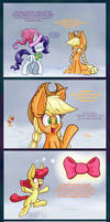 Daily Apple: Hearth's Warming Part 1 by Heir-of-Rick