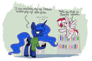 Nintendo Horse by Heir-of-Rick