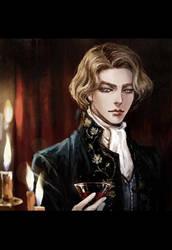 The Vampire Lestat by namusw