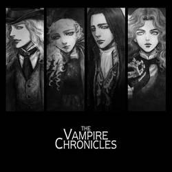 The Vampire Chronicles by namusw