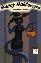 Happy Halloween by MaLAgua