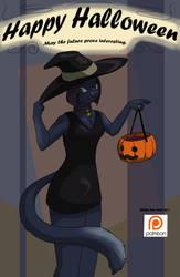 Happy Halloween by MaLAgua